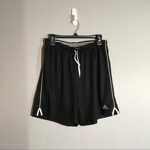 Adidas shorts, black, XL